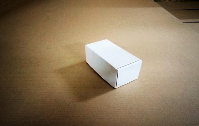 Самосборная коробка из микрогофры