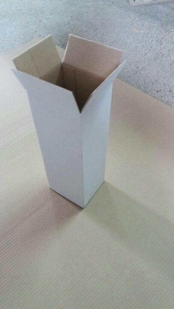 Четырехклапаная коробка